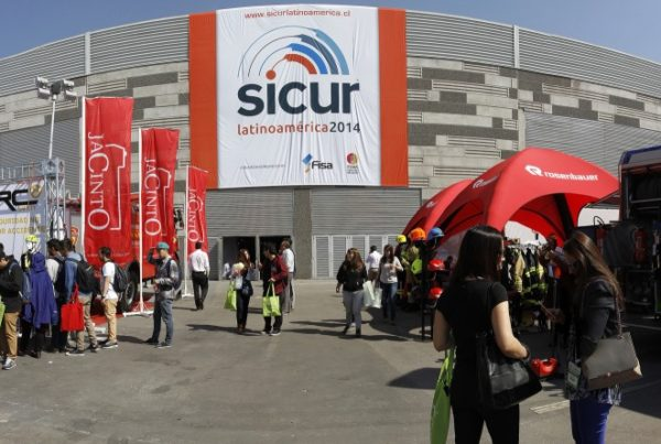 SICUR Chile 2014 fair