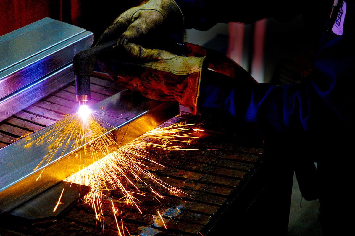 protective welding fabric