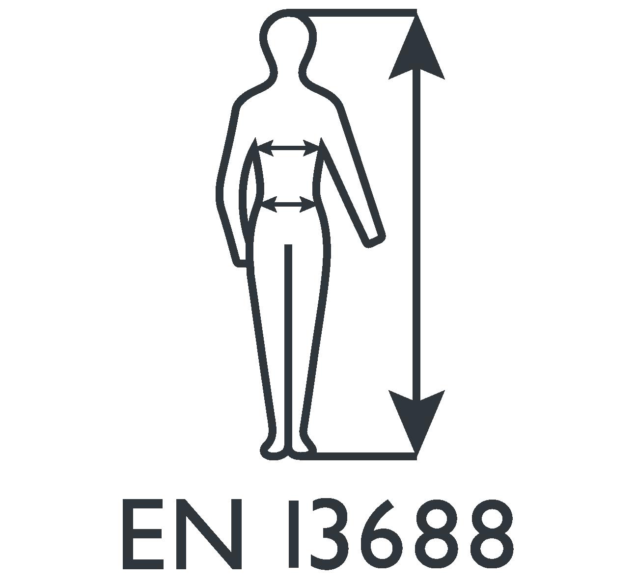 EN 13688 Requisitos mínimos de roupa de proteção Marina Textil