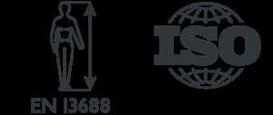 EN 13688 Requisitos mínimos do tecido de proteção Marina Textil
