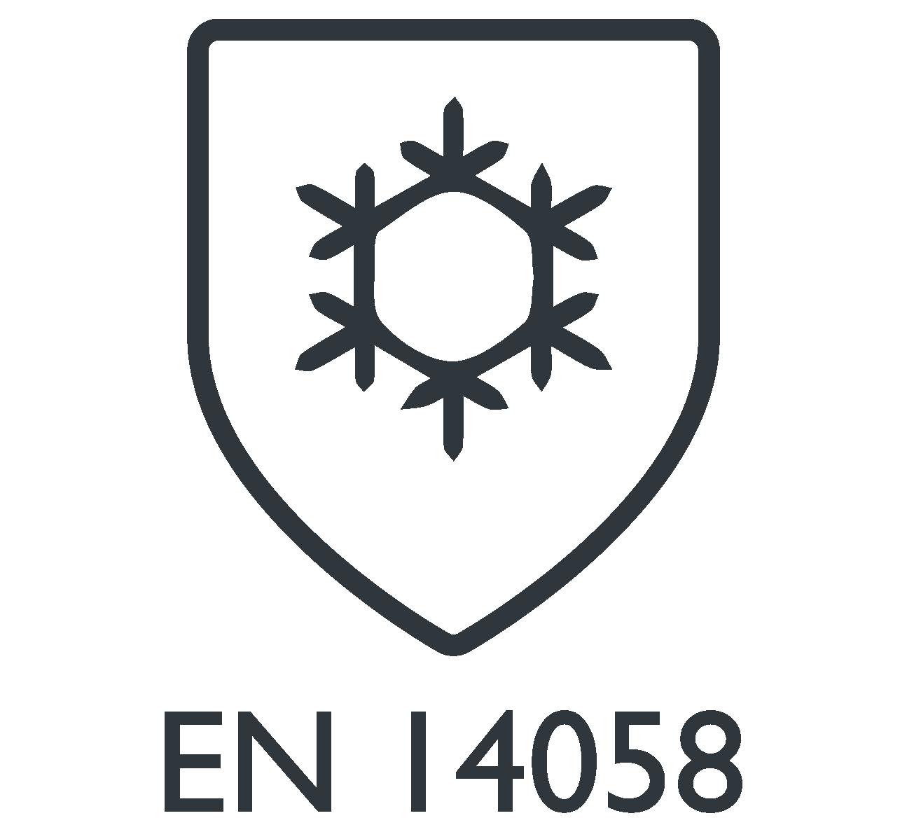 Vestuário de proteção contra frio EN 14058 Marina Textil
