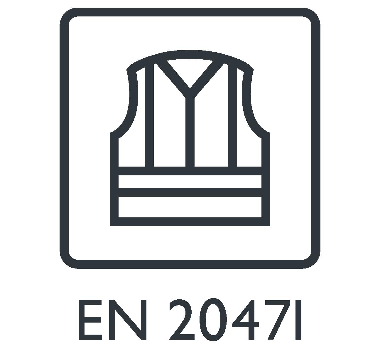 Norme EN 20471 vêtements de protection haute visibilité