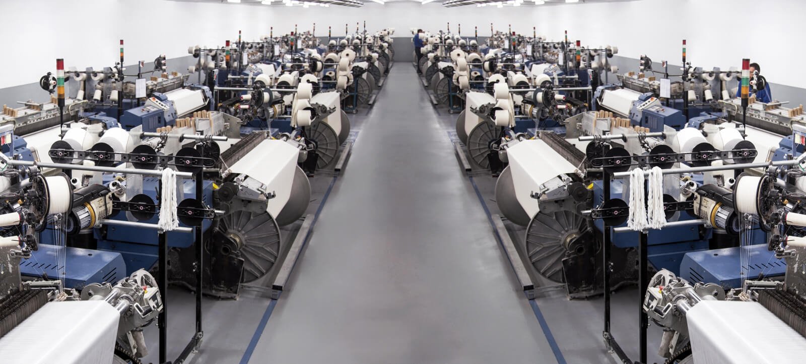 technical fabric production