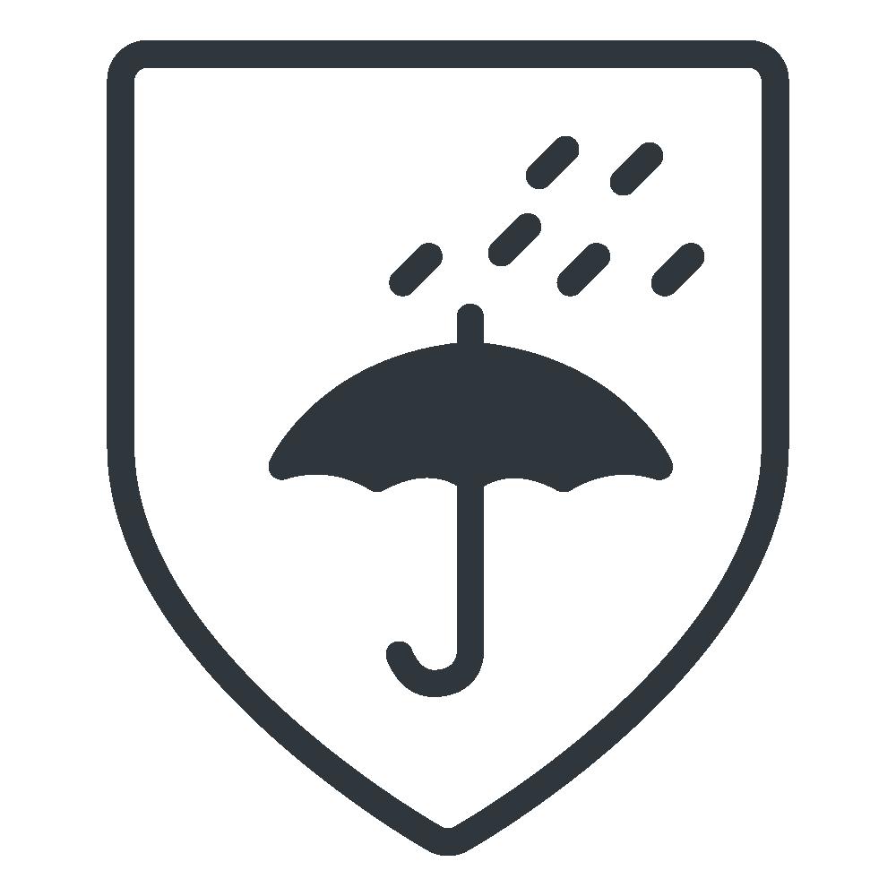 ropa de protección contra la lluvia