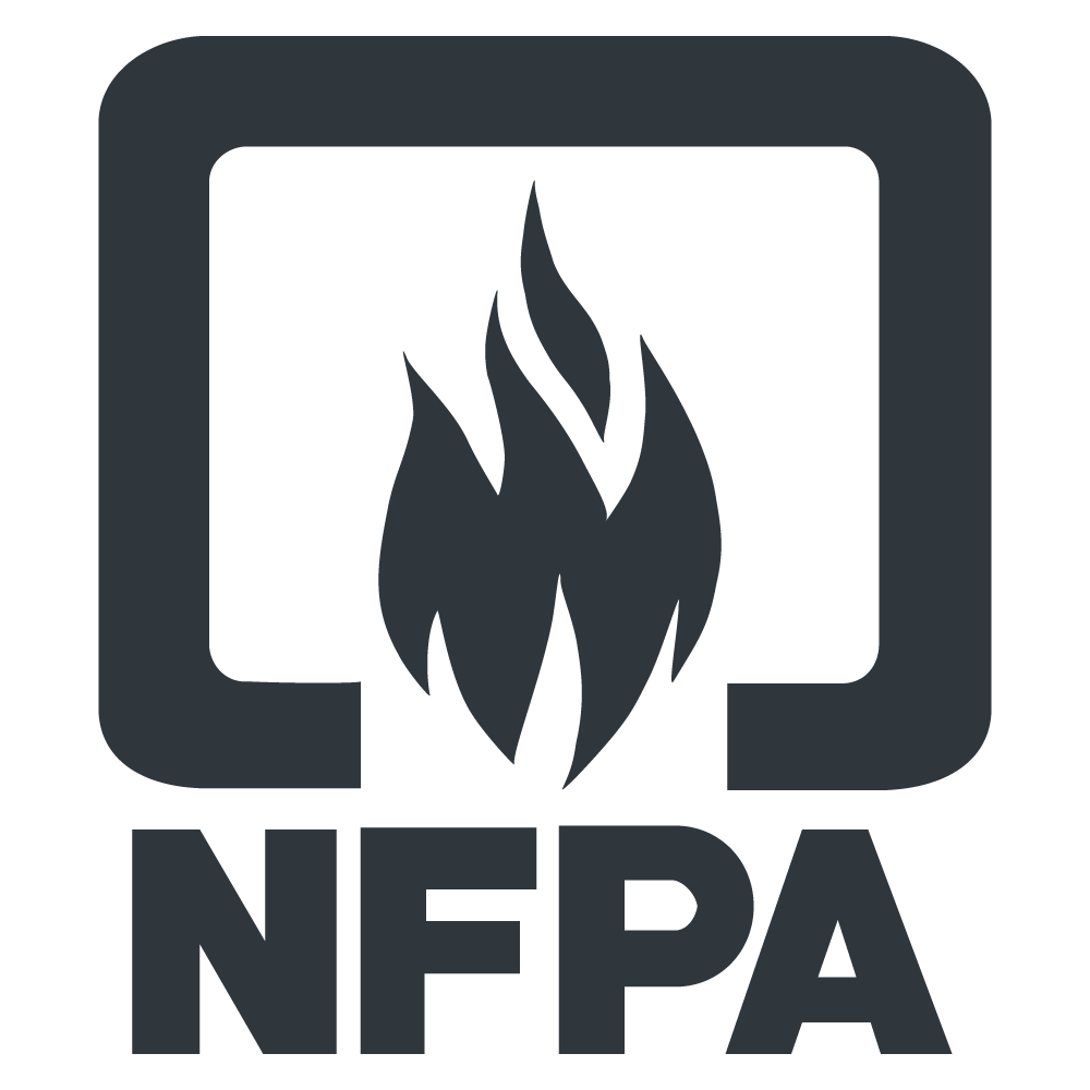 Tejido técnico NFPA estándar americano