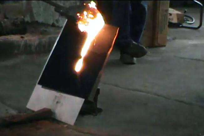 Molten Metal Iron Splash Marlan plus 350
