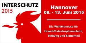 Interschutz exhibition 2015