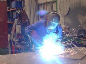 Hazards in welding Marina Textil