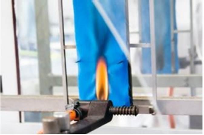 ¿Qué es un tejido inherente retardante a la llama ? Marina Textil